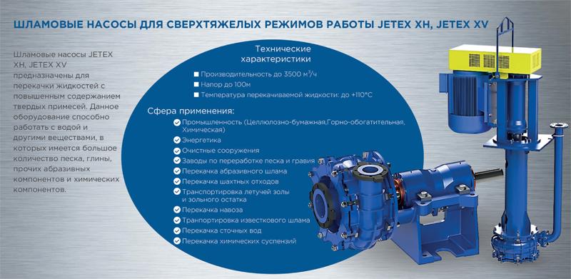 Насосное оборудование для тяжелых условий эксплуатации