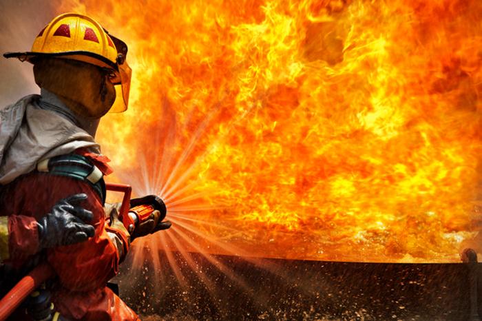 Станции пожаротушения